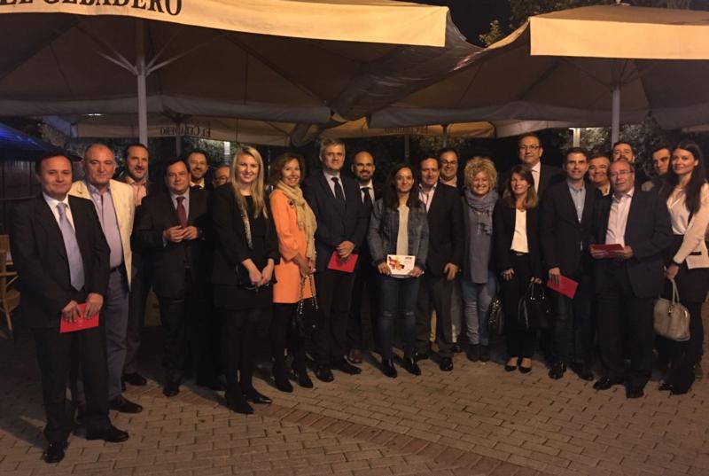 CEIM presenta el Plan 400 K a los Alcaldes del PSOE Madrileño